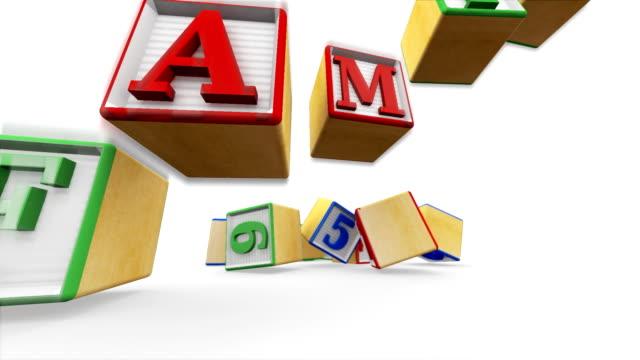 Building Blocks Family video