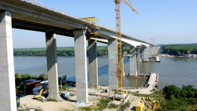 Building bridge video