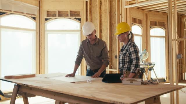 Building Contractor video