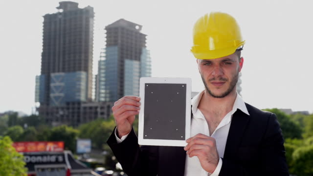 Building Manager with digital tablet video