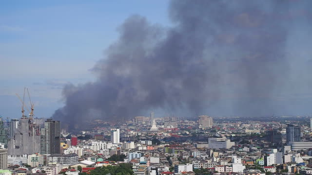 Building on Fire Smoke