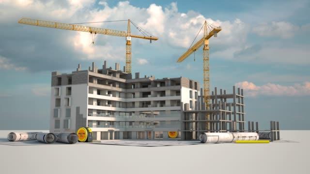 Video Building under construction