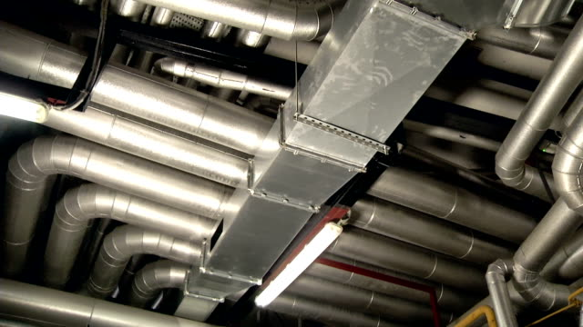 Builds Heating and Cooling Systems video