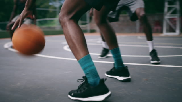 Built their basketball career from the ground up 4k video footage of a group of men playing a game of basketball basketball stock videos & royalty-free footage