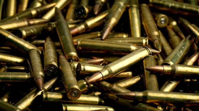 Bullet Pile Rotating video