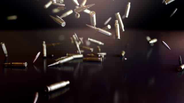 HD: Bullets Falling video
