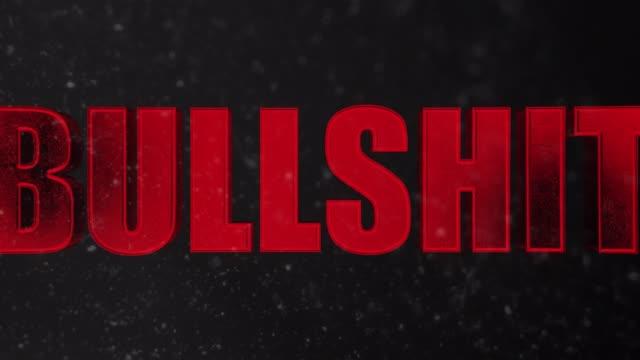 bullshit word