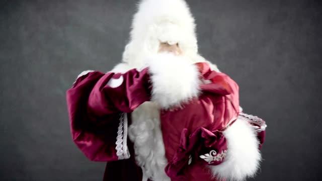Bully Bad Santa Claus Shows Fuck. video