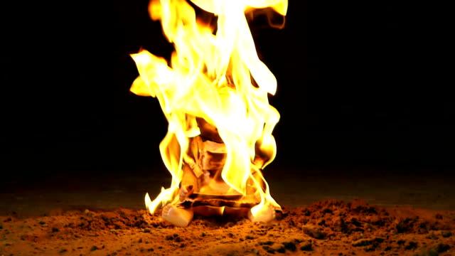 Burning Doll Burning Doll, part 2/3 doll stock videos & royalty-free footage