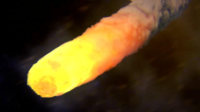 굽기 유성 - 유성 스톡 비디오 및 b-롤 화면