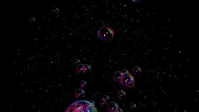 Bursting Bubbles video