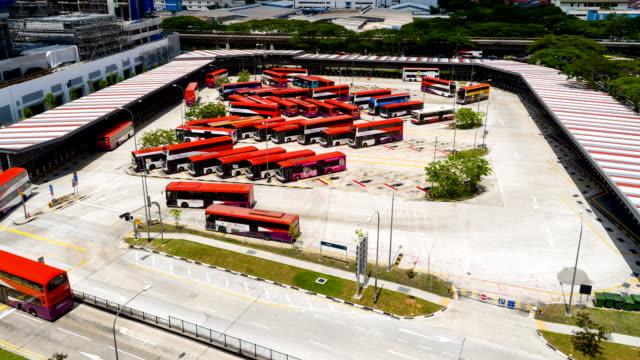 Bus Interchange video