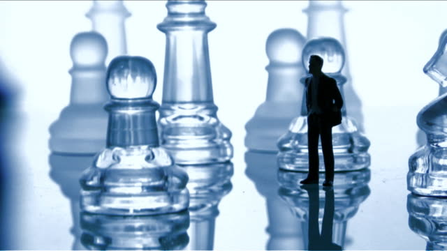 ビジネス逆境ます。 - 対立点の映像素材/bロール