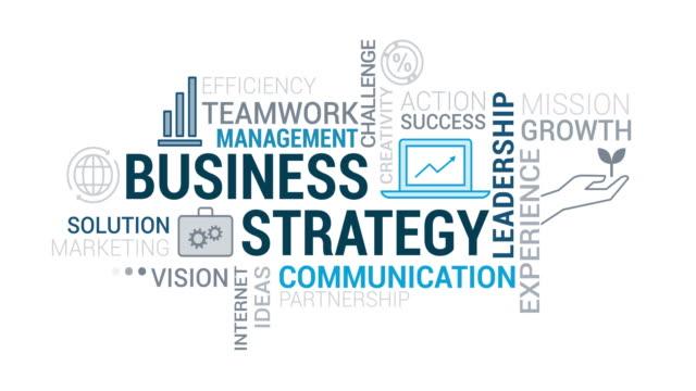 stockvideo's en b-roll-footage met zakelijke en financiële begrippen - bedrijfsstrategie