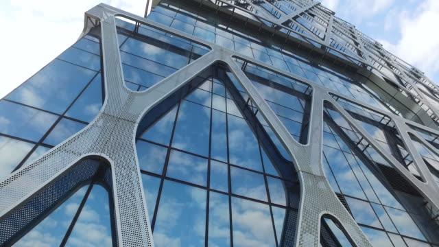 商務樓 - 鋼鐵 個影片檔及 b 捲影像