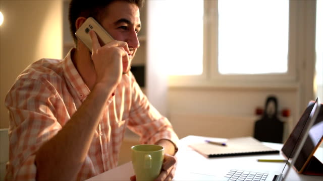 Business call video