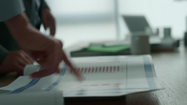 Business-Gespräche – Video
