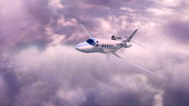 Business Jet Aircraft video