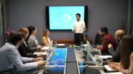 istock Business meeting in Latin America - manager presenting sustainable investment concept 1164690022
