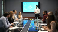 istock Business meeting - manager presenting cryptocurrencies investment concept 1163987603