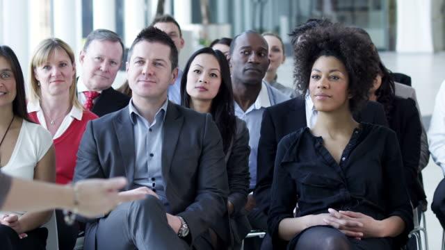 Business-Präsentation seminar Veranstaltung – Video