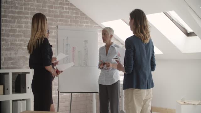 Business Presentation video