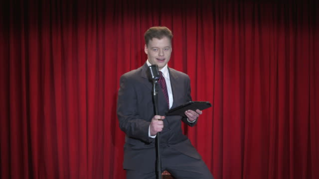 HD: Business Stand Up Comedy video