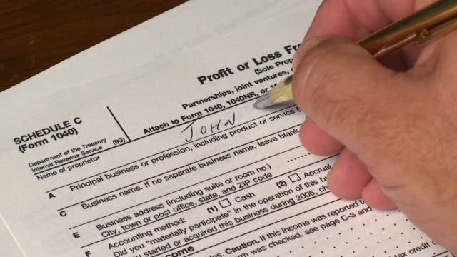 Business Tax Forms video