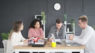 istock Business team working together at office 1153606010