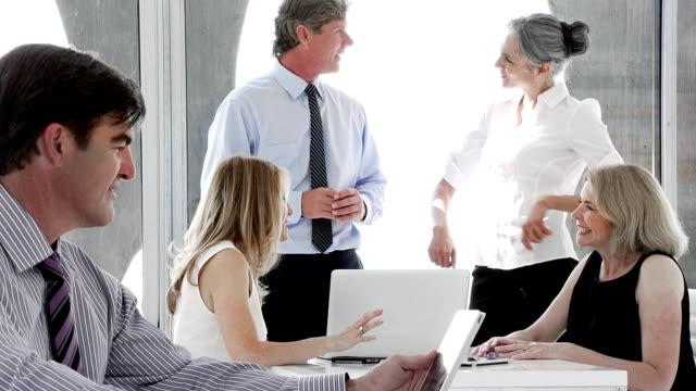 Business Unformal Talk video