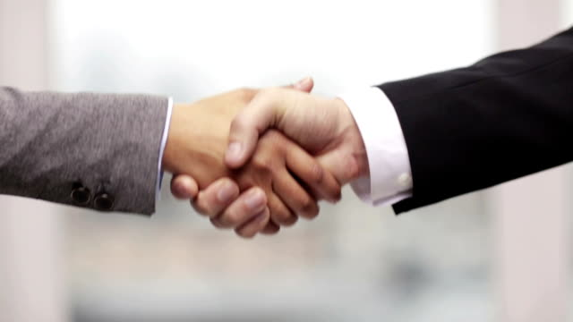 Best Shaking Hands Stock Videos and Royalty-Free Footage - iStock
