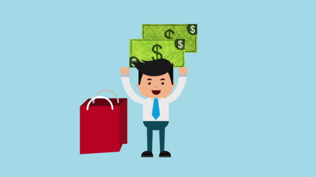 Businessman in the world design, Video Animation Businessman in the world design, Video Animation HD1080 international match stock videos & royalty-free footage