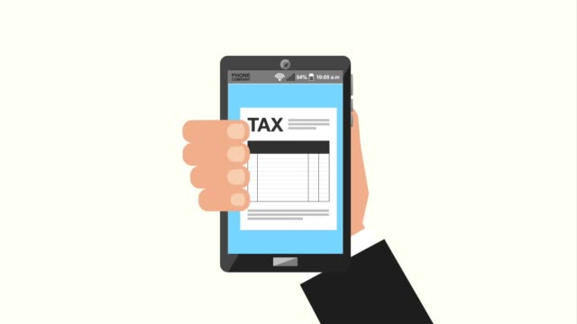 businessman tax related