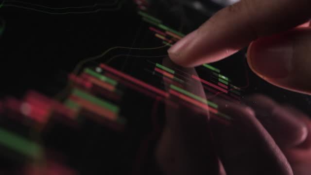 Businessman Trade Investing on Digital tablet