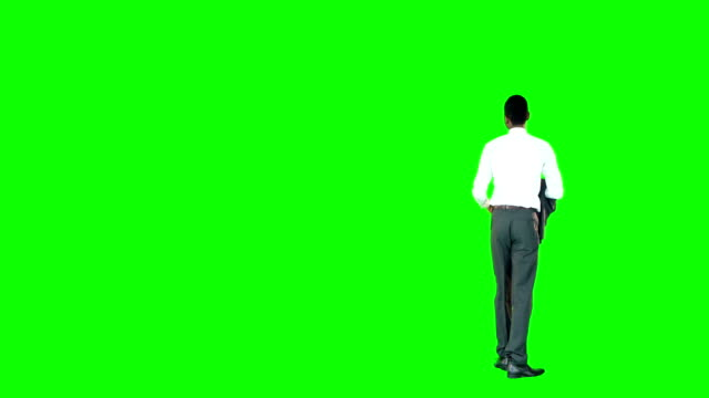 Best Green Screen People Stock Videos and Royalty-Free
