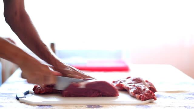 butcher video
