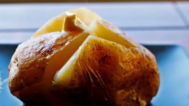 butter melting video