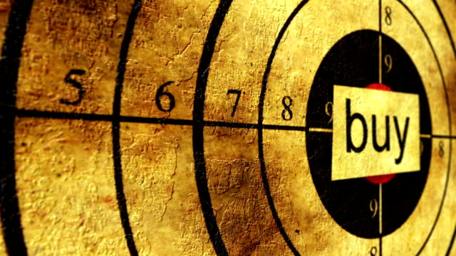 Buy grunge target concept video