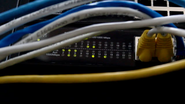 Cable Network video