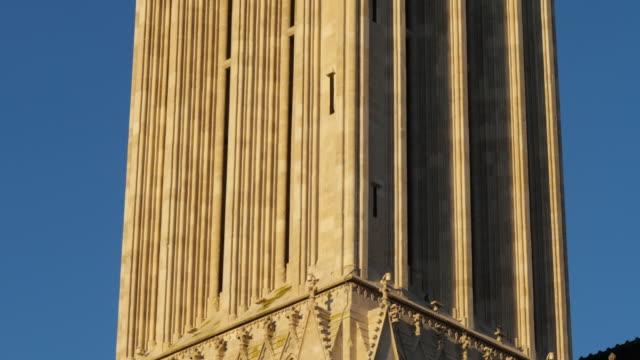 Caen, Calvados department, Normandy, France The church Saint Pierre, Caen , Normandy. caen stock videos & royalty-free footage