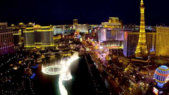 Caesars Palace, Las Vegas Blvd, USA video