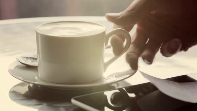 Cafe coffee    DR video