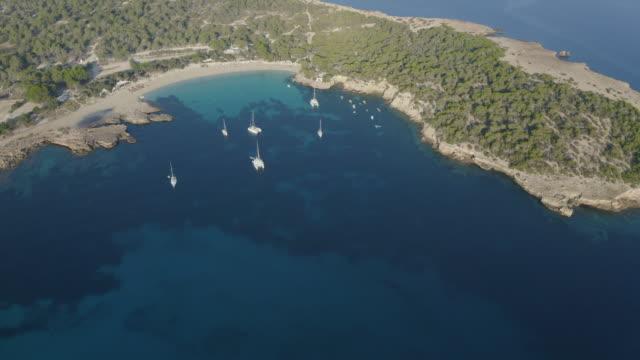 Cala Bassa - Ibiza. 4K