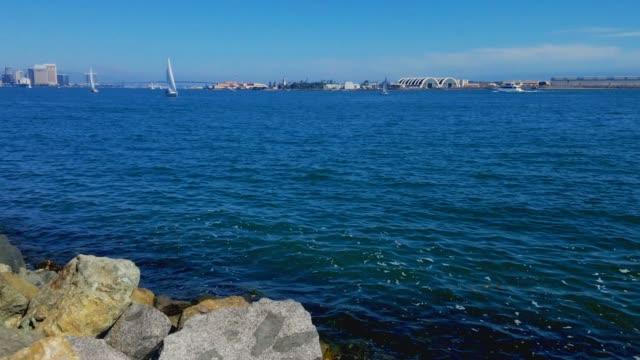 California sailboats video