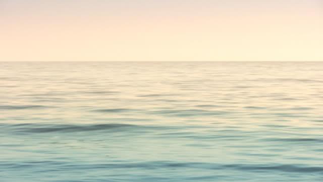 spokojne morze - cisza filmów i materiałów b-roll