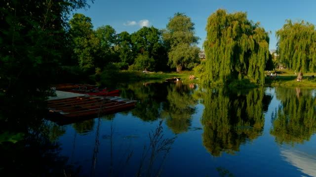 Cambridge, England, UK video
