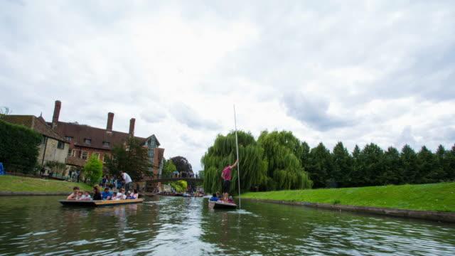 Cambridge university tour video