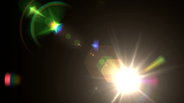 Camera Flash, Paparazzi Flashes, Lens flare Animation.