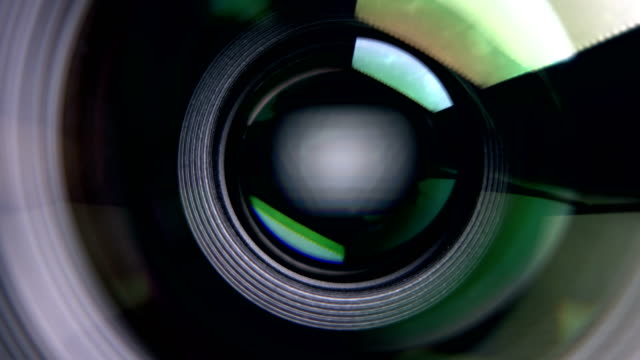 Camera lens,Photographing Camera lens,Photographing image focus technique stock videos & royalty-free footage