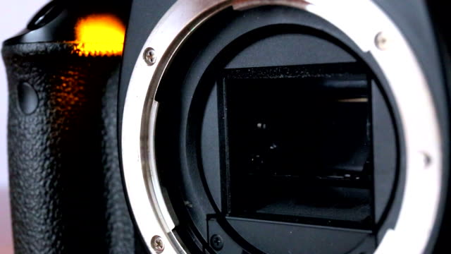 stockvideo's en b-roll-footage met dslr camera - photography curtains